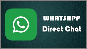 Whatsapp Instant Message